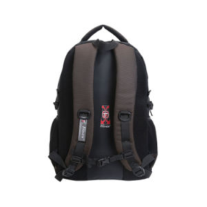 Taikes Outdoor Brown Backpack for Sports and Hiking (9005#) pictures & photos