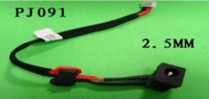 DC Power Jack for Toshiba Satellite L350, L350d, L355, L355D pictures & photos