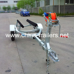 Single Galvaized Jet Ski Trailer pictures & photos