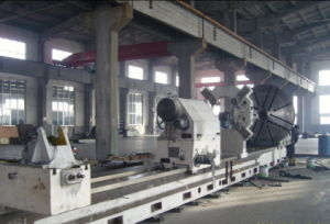 Heavy Lathe with 3 Bed Ways pictures & photos