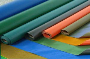 PVC Fiber Reinforced Waterproof Coiled Material (1186)