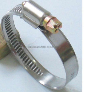 Italy Type Worm Drive Hose Clamp pictures & photos