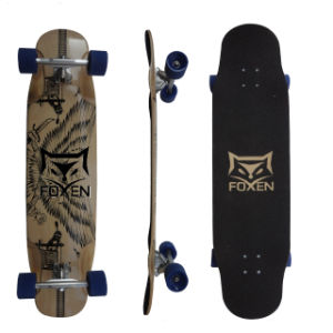 38 Inch Longboard with Hot Sales (LD-177)