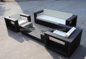 Outdoor / Garden / Patio / Rattan Sofa (NC6081)
