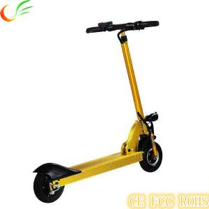 Foldable Electric Powered Scooter with 500W Power pictures & photos
