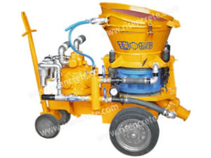 Durable Concrete Spraying Machine With Air Motor (PZ-3) pictures & photos