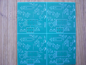 Electronics Circuit Board /Single-Side PCB pictures & photos