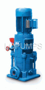 Model LG High Building Water Supply Pump pictures & photos