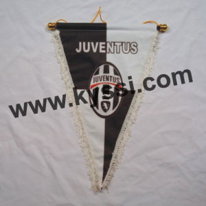 Club Soccer Team Football Team 43*33cm Triangular Pennants