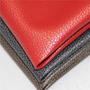 Suede Leather for Sofa Making and Furniture Cover (DS-B845) pictures & photos