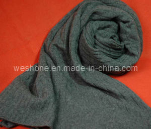 Very Soft 100% Cashmere Throw Blanket pictures & photos