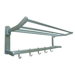 Aluminum Bathroom Accessories/ Shower Towel Rack (Wg-097)