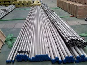 DIN SMS ISO 3A 304/201/316 Welded Stainless Sanitary Pipe pictures & photos