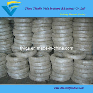 High Carbon Galvanized Spring Iron Steel Wire (0.5mm-5.0mm) pictures & photos