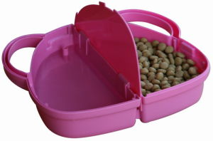 Pet Products--Travel Bowl Feeder & Waterier