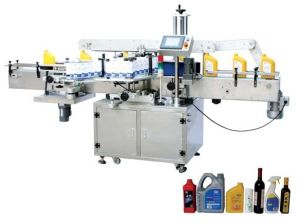 Labeling Machine for Square Bottles (DTB-50) pictures & photos
