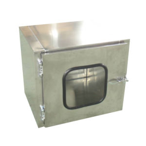 Yongjie Stainless Steel Pass Box Cleaner Facility for Lab Room Workshop Project