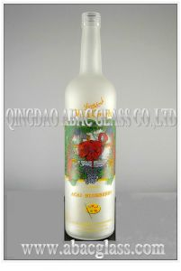 Van Gogh Glass Bottle (1000ml) pictures & photos