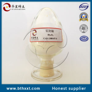 SGS Pass White Powder Oxide Dysprosium pictures & photos