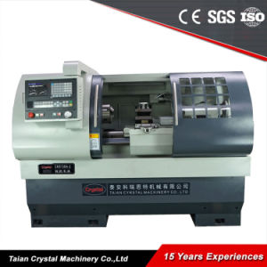 China Automatic Low Price CNC Lathe for Sale (Ck6136A-2) pictures & photos