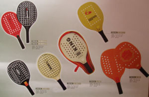 Beach Racquet Set