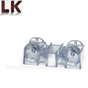 Clear Plastic Injection Molded Parts