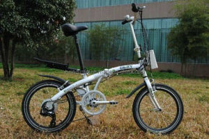 24V/9AH Electric Folding Bicycle YS-FEB-026