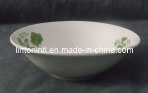 Porcelain Salad Bowl