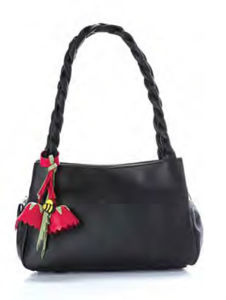 Hanging Flower Shoulder Bag (HB004)