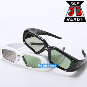 DLP-Link 3D Glasses for Projector Benq/Optoma/ Acer/Nec