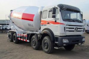 Beiben 10 Cbm Concrete Mixer Truck for Sale pictures & photos