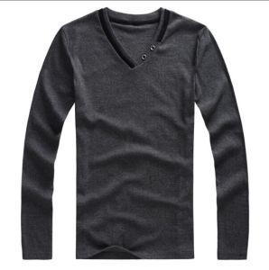 2014 Men′s V Neck Shirts for Promotional