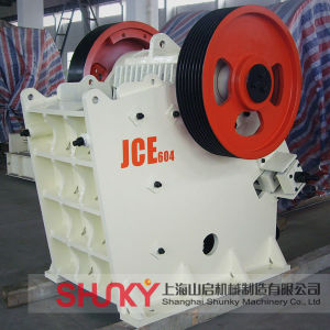 Shunky Jce Jaw Crusher