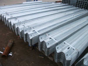 Steel Traffic Guard Rails