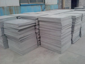 PVC Grey Pallet for Block Machine pictures & photos