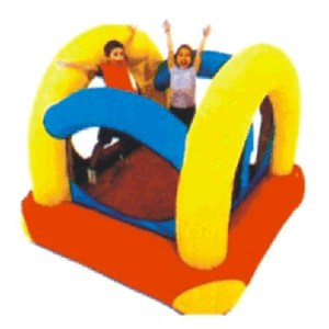 Inflatable Lovely Bouncer Bouncy Castle for Kids Inflatable Toys (JS4077) pictures & photos
