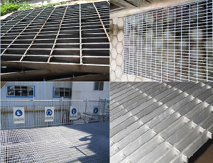 Steel Step Grating, Floor Grating pictures & photos