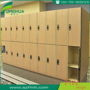 Waterproof Solid Color Cabinet School Storage Locker pictures & photos