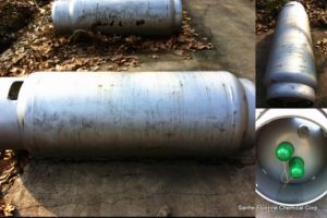 Refrigerant Gas R22 in ISO Tank Package pictures & photos