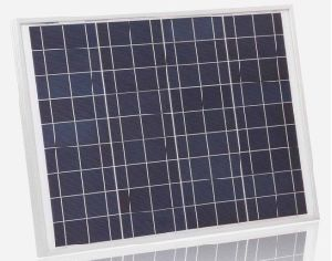 40W High Efficiency Polycrystalline Solar Panel