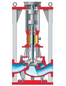 Refinery Pump, Oil Pump, API Oh3 Pump, Petrochemical Pump (OHVL) pictures & photos
