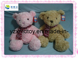 Plush Cute Teddy Bear Soft Toy with Scarf pictures & photos