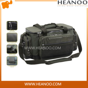 High Quality Man Nylon Custom Fashion Carry Fishing Bag pictures & photos