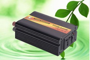 300W Pure Sine Wave Power Inverter DC12V to AC 100V