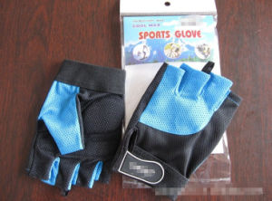 Half Finger Weight Lifting Sports Gym Gloves (PHY-G99701) pictures & photos