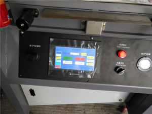 TM-3045A Double Servo High Precision Vertical Screen Printer pictures & photos