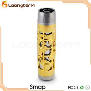 The Newest Carved Series Smap Kit Vaporizer for E-Cigarette