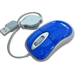USB Optical Mini Mice - Laptop (VMM-33)