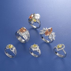 Fashion CZ Rings pictures & photos