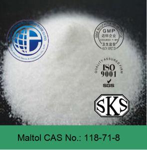 Food Grade Flavour Enhancers and Fragrances CAS 118-71-8 Maltol pictures & photos